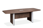 Boat+Shaped+Conference+Table+with+Elliptical+Base_USAOFFICEFURNITURE